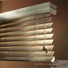 China madeira cego, madeira horizontal cego fabricante