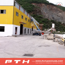 Customized Design Stahlkonstruktion Warehouse mit einfacher Installation