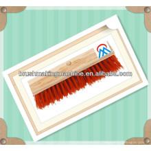 wooden broom machine