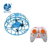Mini Hand Throwing & Auto Display Quadcopter 2.4 GHz 4 Channel 6 Axis Gyroscope RC Drone Fixed Altitude Hovering Helicopter