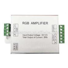 12V 12A RGB Signal Amplifier For SMD 3528 5050 LED Strip Light