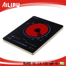 CE CB Approved Style Slim Infrared Cooker Model Sm-Dt210