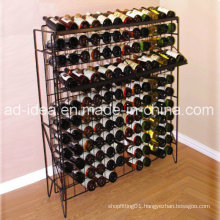 Practical Wine Store Display Stand /Exhibition for Supermarket Wine Presentation