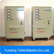 3 phase 30kva automatic voltage regulator avr