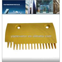 hyundai escalator comb plate