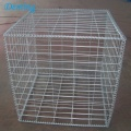 Factory Welded Hot Dip Galvanzied Gabion Basket for Sale