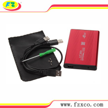 2.5 inch usb2.0 SATA External HDD Case