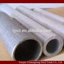 Tubo de aluminio cuadrado 2024 tubo de aluminio extruido