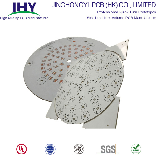 Power Amplifier PCB Board LED Aluminum PCB