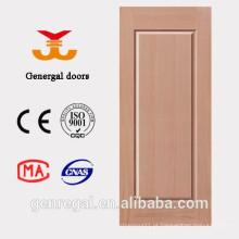 Design de porta moldada hdf barato interior