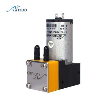 Bomba de micro diafragma OEM de gran caudal de alta precisión