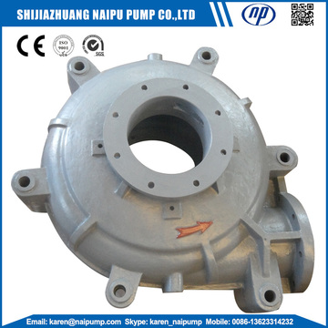 Slurry Pump Cover Plate F6013
