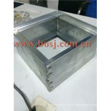 Fire Shutter Frame Fsd Frame Roll Forming Machine Manufacturer Saudi