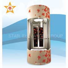 Outdoor Residential Sightseeing Glass Elevator Manufacturer