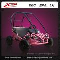Venta por mayor chino niños Alquiler rosa caja de cambios Mini Moto Go Kart