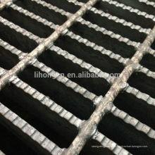 Оцинкованная решетка из мягкой стали, оцинкованная металлическая решетка