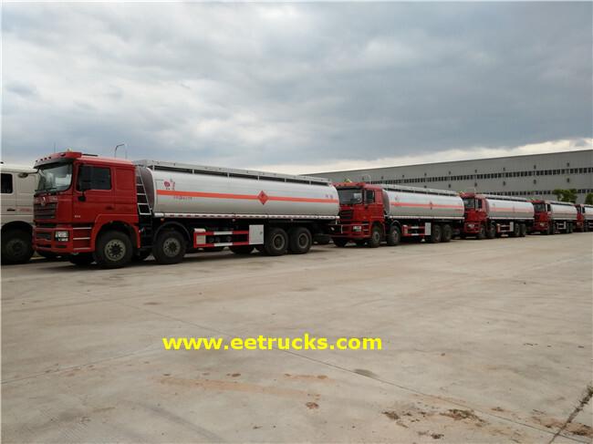 SHACMAN Oil Tanker Trucks