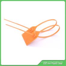 Sello de precinto (JY-530), seguridad de plástico desechable