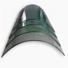 Precio del panel de vidrio templado curvo de 6 mm 8 mm 10 mm