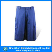 China Manufacturer Wholesale Summer Mens Denim Cargo Shorts