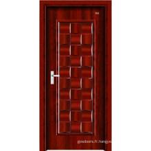 Porte en acier inoxydable en bois (LTG-102)