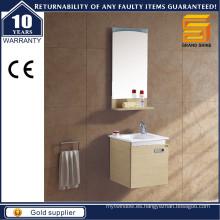 Mueble moderno de MDF de Malla montado en el gabinete de baño Set