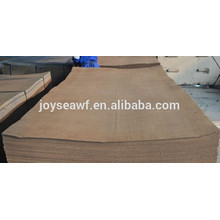 Bom preço 1220 x 2440 mm PLAIN normal HARDBOARD