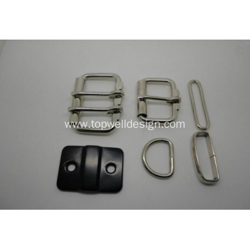 CNC Machine Parts for nut ring and handle