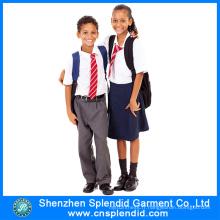 Shenzhen Fabrication American Style Fashion Jersey School Uniform