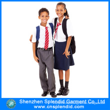 Shenzhen Manufacture American Style Fashion Jersey School Uniform