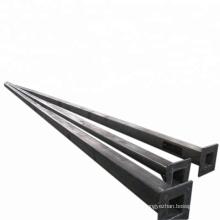 3m 5m 9m 12m 15m hot dip galvanized steel metal light pole price
