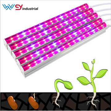 5pcs / set 30W LED cresce luzes tubo T5 LED