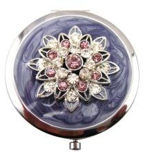 Miroirs Compact Lotus de cristal