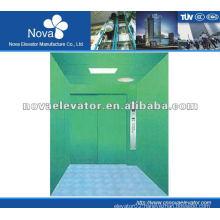 Electric cargo elevator