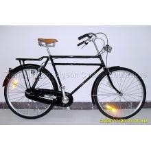"Bicicletas de hombre / Bicicleta de estilo antiguo / Bicicleta tradicional / 28 ""Bici tradicional (TR-022)"