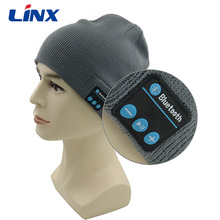 Soft and Warm Hat Wireless Beanie Bluetooth Cap