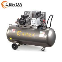 Compressor de ar elétrico lubrificado 200L