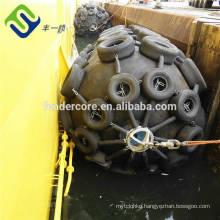 tanker oil Ship pneumatic rubber fenders for sale