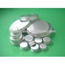 8011 Pilfer Proof Cap PP Cap Aluminio Foil
