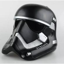 Schwarz 1/6 Scale Down Helm Customized Kunststoff Hut Puppe Spielzeug