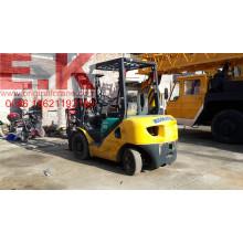 Japan Forklift 3 Ton Diesel Forklift Used Komatsu Forklift (FD30)