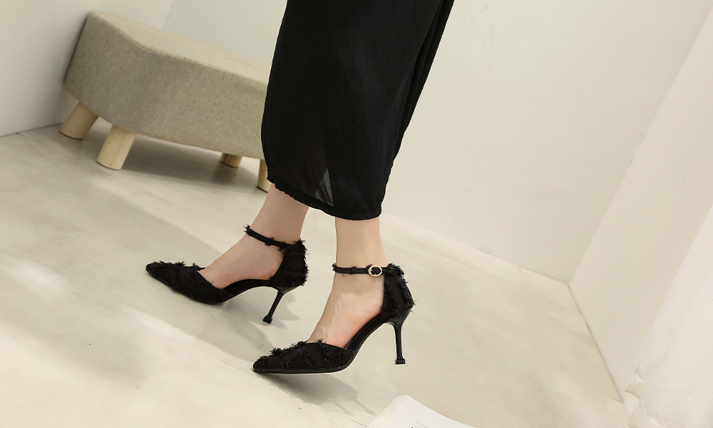 Women Pointed Toe High Heel Shoes