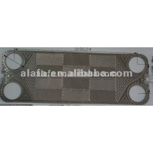 T20B plate and gasket , refrigerator evaporator plate