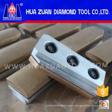 Huazuan Diamond Fickert Diamond Grinding Block para pulido de granito