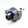 Phare à lentille de projecteur à LED Bi Laser de 3,0 pouces