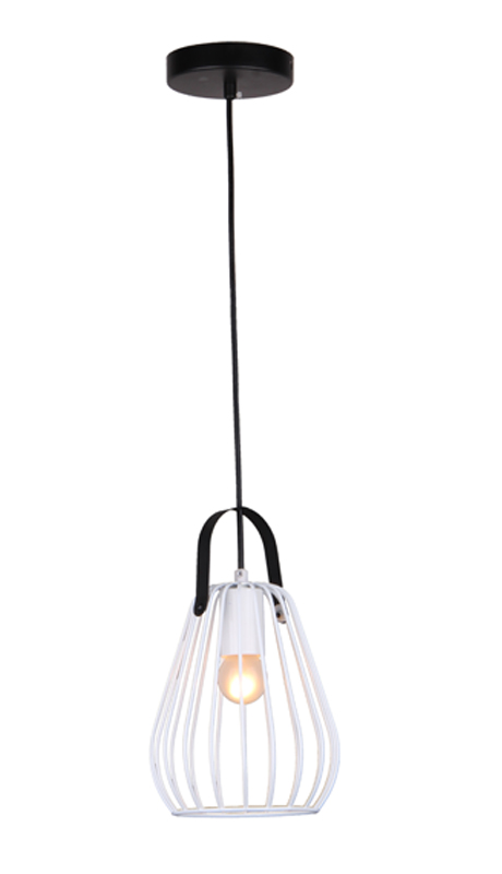 Energy Saving Modern Chandelier White