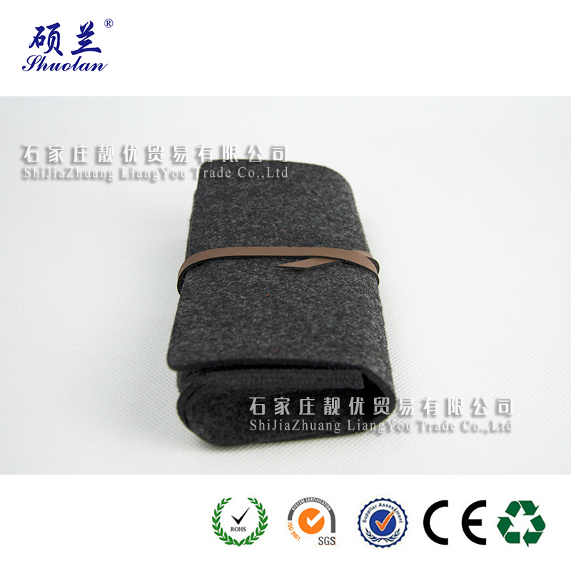 Wholesale Felt Glasses Bag