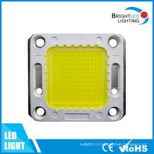Puce de haute qualité Bridgelux 80W LED de haute puissance
