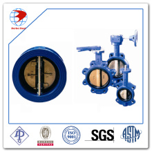 High Performance API609 Ductile Iron Butterfly Valve
