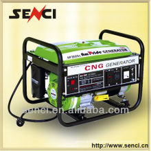 Less oil consumption Cheap price,home ,outside used LPG generator